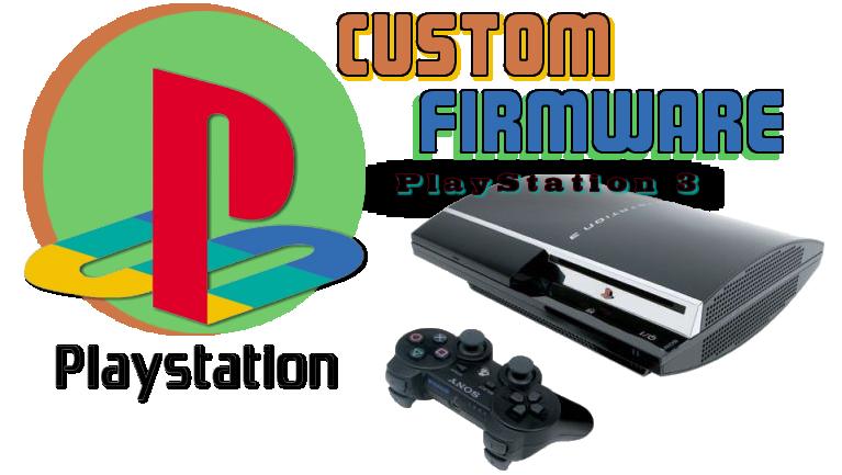 Modifica PS3 con Cutom Firmware